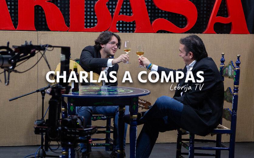 CHARLAS A COMPAS PORTADA